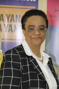 Mrs. Zakia H. Meghji