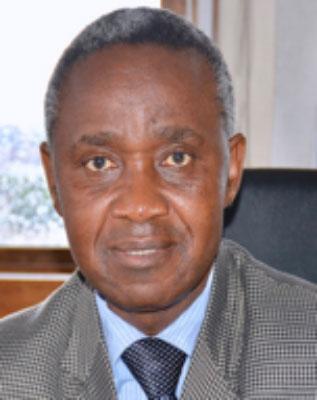 Prof. John Modestus Lupala